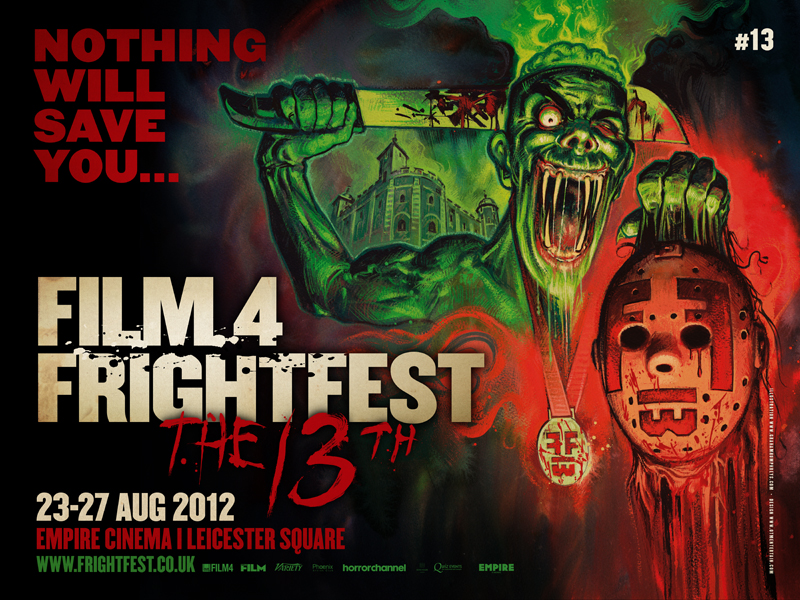 FrightFest 2012